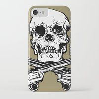 kindle iPhone & iPod Cases featuring 113 by ALLSKULL.NET