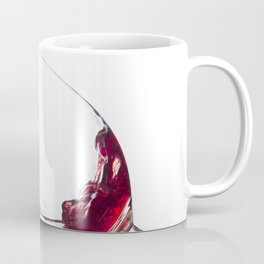 Elegant Red Wine Photo Coffee Mug