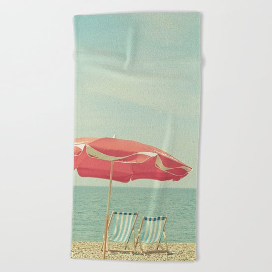 Deserted Beach Beach Towel