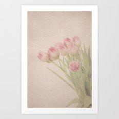 I'll order the spring Art Print