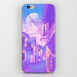 City Pop Kyoto iPhone Skin