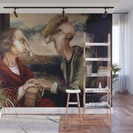 Penelope Wall Mural