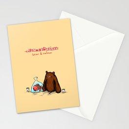 Strange Love Stationery Cards