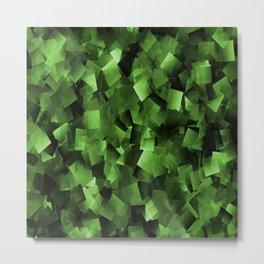 Green Haze....... Metal Print