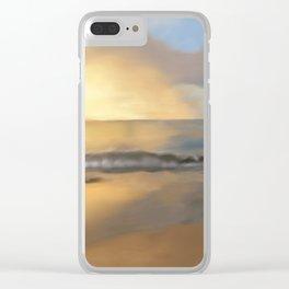 St.Croix, Virgin Island Clear iPhone Case