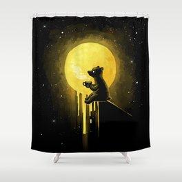 Honeymoon Shower Curtain