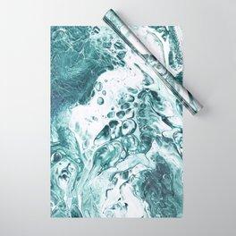 Crashing Waves Wrapping Paper