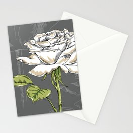 Modern Botanical Stationery Cards