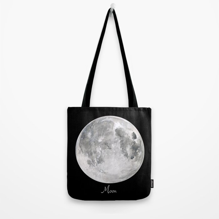 Moon #2 Tote Bag