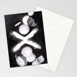 """Alternate History X"" by Cap Blackard Stationery Cards"
