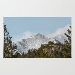 Clouded Mountains Rug