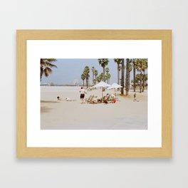 The Comfortable Life Framed Art Print