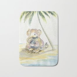 Dreamy Baby Elephant Bath Mat