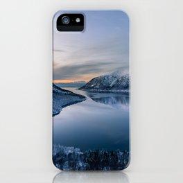 Polar Night iPhone Case