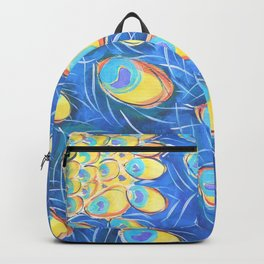 Peacock: Grace Under Fire Backpack