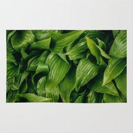 Some Leafy Stuff Rug