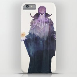 Mind Flayer iPhone Case