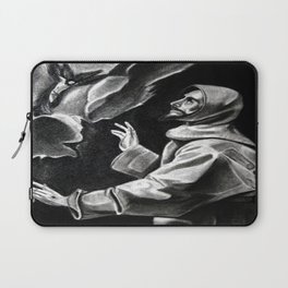 St. Francis of Assisi Laptop Sleeve