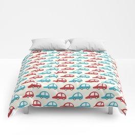 Beep Beep! (Patterns Please) Comforters