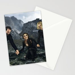"""""""Through the Valley"""" Stationery Cards"""