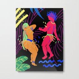 The dance Metal Print