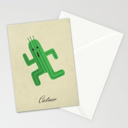 Cactuar Stationery Cards
