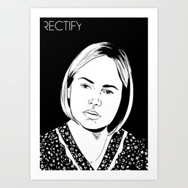 Tawney Art Print