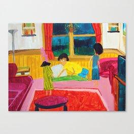 Belchers Canvas Print