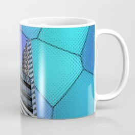 Gran Via Alien Wiew Coffee Mug