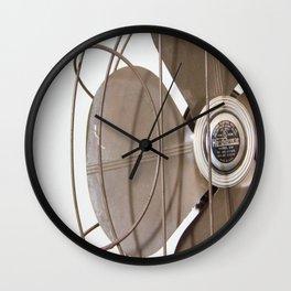 Vintage Handybreeze Fan Wall Clock