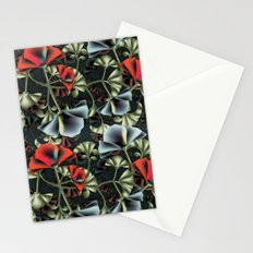 flores misteriosas Stationery Cards