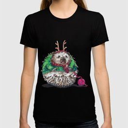 Holiday Sweater Crochet Critter T-shirt