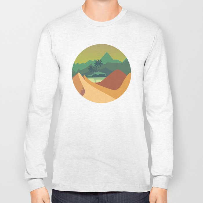 My Nature Collection No. 20 Long Sleeve T-shirt