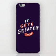 Greater iPhone & iPod Skin