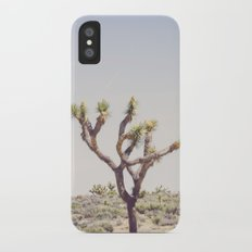 Joshua Tree iPhone X Slim Case