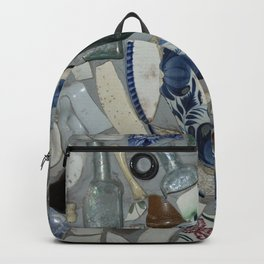 Glass Bits and Pieces Backpack