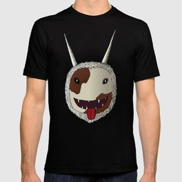 Traditional carnival mask T-shirt