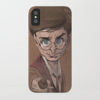 harry iPhone & iPod Cases featuring Harry! by nachodraws