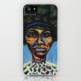 """Eunice """"Nina Simone"""" Waymon iPhone Case"""