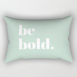 be bold V Rectangular Pillow