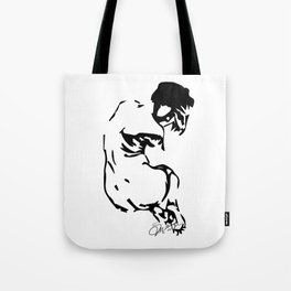 ALL SHAPES & SIZES Collection Figure 03 Tote Bag