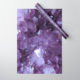 Amethyst Wrapping Paper