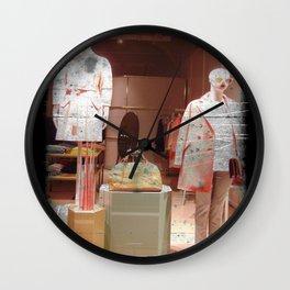 Showcase Wall Clock