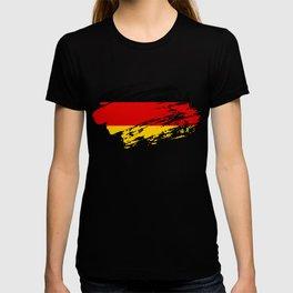 Germany Flag T Shirt T-shirt
