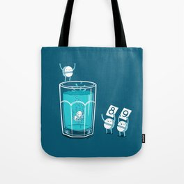 Fizzy divers Tote Bag
