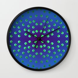An own world to everyone ... Wall Clock