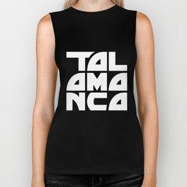 tal ama nca basketball t-shirts Biker Tank