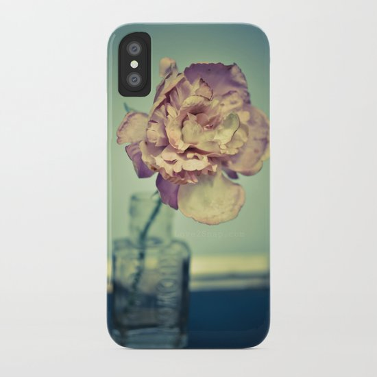 Pretty Flower 1 iPhone Case