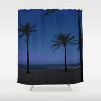 coconut wishes Shower Curtains featuring Brazilan Coconut by Dr.RPF