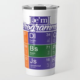 ae'm Programmer Travel Mug
